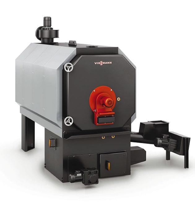 Автоматический твердотопливный котел Vitoflex 300-RF