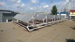 Гелиосистема Установка резервного модуля Гринтур-Экс