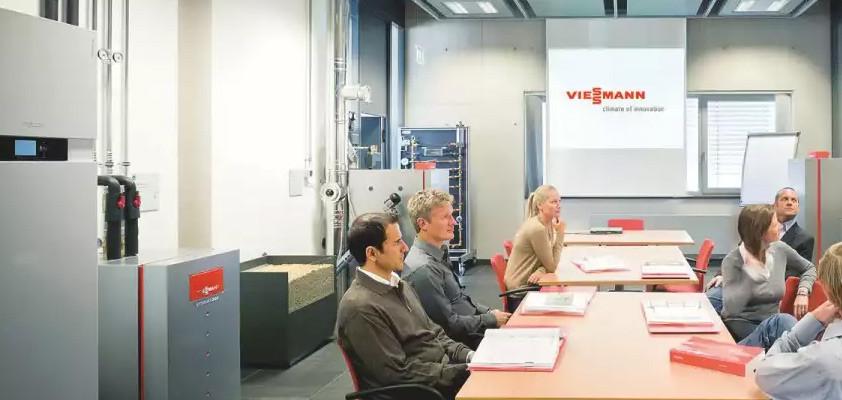 Розклад навчань академії Viessmann на ІІ півріччя 2016 р.