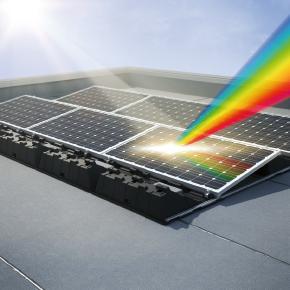 Крепление солнечных панелей на кровле