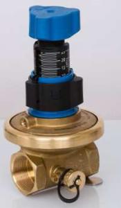 Четверте покоління автоматичних балансувальних клапанів серії ASV-PV