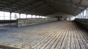 Водяное панельное отопление в сельском хозяйстве