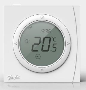 Новый терморегулятор Danfoss ECtemp™ Next Plus