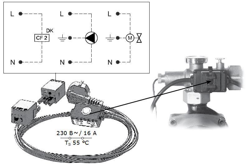 Електричне підключення