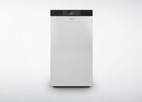 Газовий конденсаційний котел Vitocrossal 100, 80 – 318 кВт, у каскадному виконанні – до 636 кВт