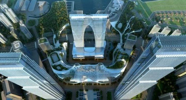Система Danfoss Floor Heating & Electronic Controls забезпечить підігрів підлоги у найвищій будівлі в Китаї