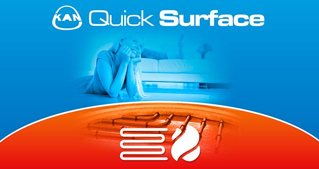 Новинка - приложение KAN Quick Surface!