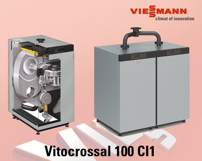 Вебінар Презентація нового Vitocrossal 100 CI1