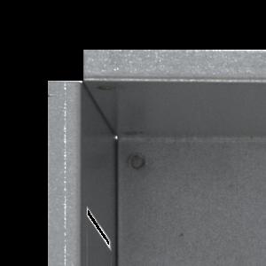 Старая версия встроенного шкафа