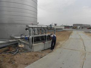 Завод по переработки томатов - Фермерское хозяйство Органик Системс