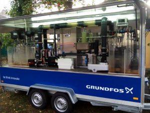 Насосный тур Grundfos уже в Николаеве