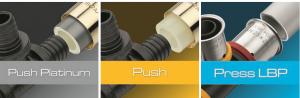 Фасонные изделия из PPSU (полифенилсульфон) в системе KAN-therm