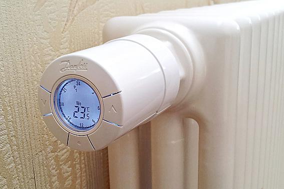 Радіаторний терморегулятор