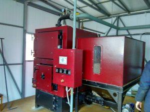 Установка оборудования Danfoss в технологическую котельную компании Возко