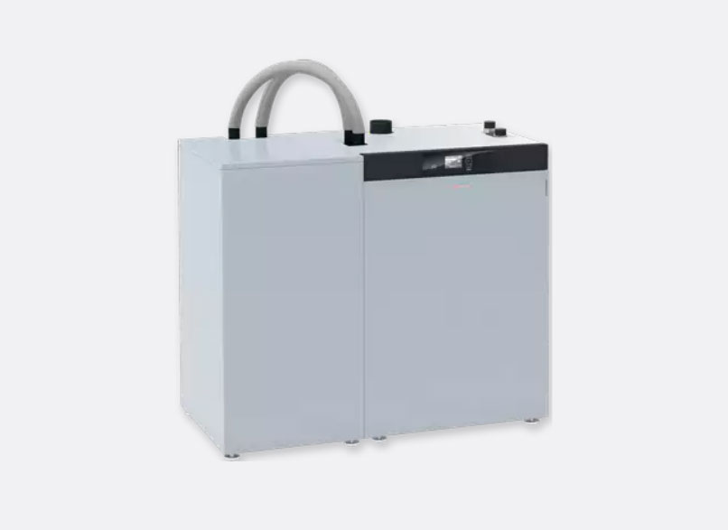 Пеллетный бокс - минимальное по размерам хранилище для хранения пеллет