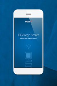 Смарт-обогрев пола DEVIreg™ Smart