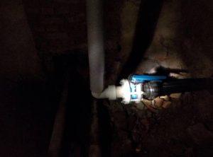 Капремонт системы холодного водоснабжения Николаевская, 32 (Николаев)