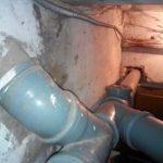 Капремонт системы холодного водоснабжения Николаевская, 22 (Николаев)