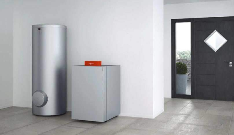 Выгодная комбинация: тепловой насос и фотоэлектрические модули Viessmann