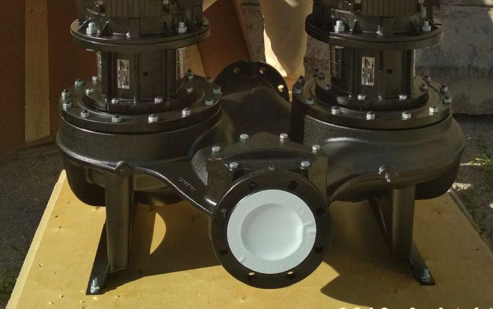 Циркуляционные насосы для ЖК Ривьера