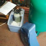 Установка умягчения воды ERGO 8 KINETIKO на заводе Нибулон