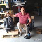 Поставка дренажных насосов для водоканала