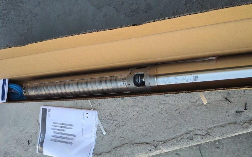 Поставка скважинного насоса Grundfos SP 5A-21